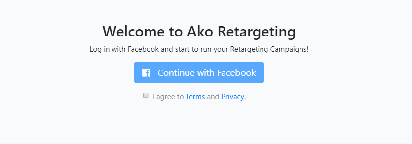 facebook retargeting ako shopify