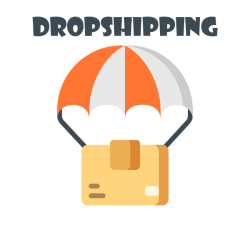 Dropshipping suppliers look after delivery