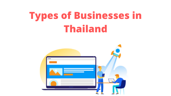 What kind of Online Businesses Can You Do in Thailand?